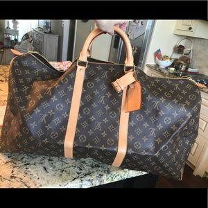 Handbags - Louis Vuitton Keepall 60